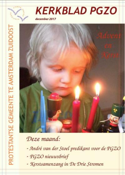 Kerkblad december 2017